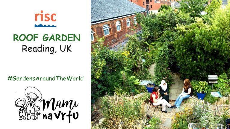 Vrt na strehi fair trade trgovine in restavracije v Veliki Britaniji